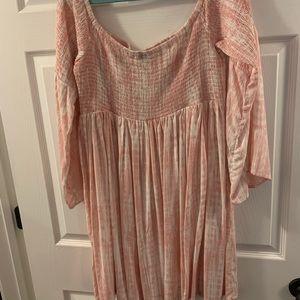 Size 2 off the shoulder Torrid dress